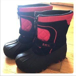 Boys TOTES snow boots